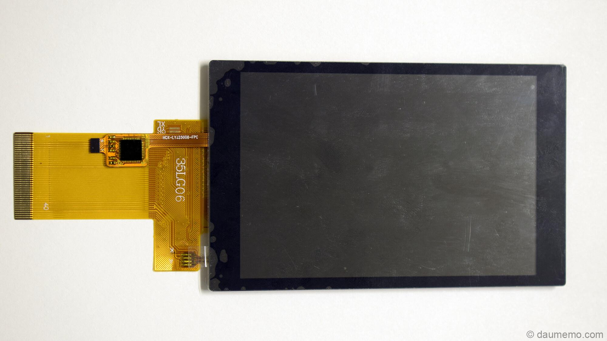 Ips Capacitive Lcd On An Esp32 Diy